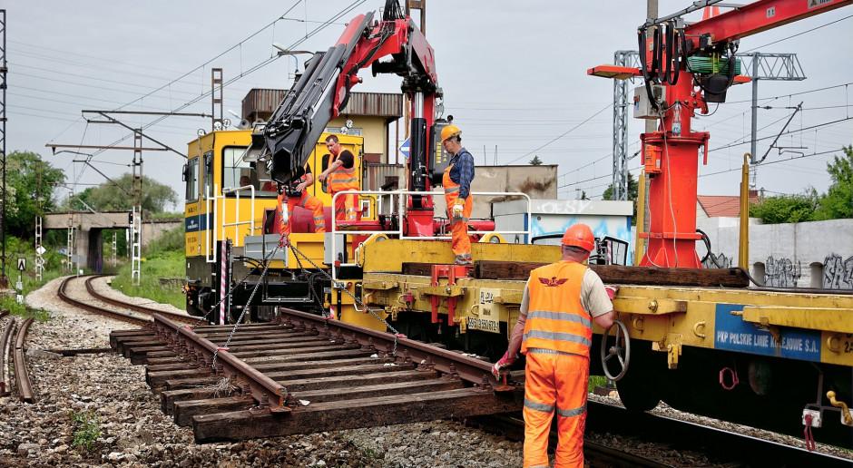 PKP PLK: na kolejowych budowach bez istotnych zmian w związku z epidemią koronawirusa