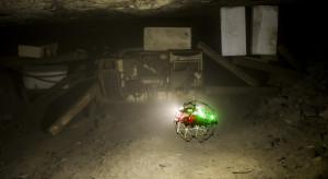 KGHM rozpoczął testy dronów. Pod ziemią