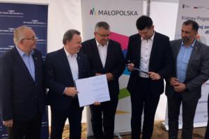 Małopolska wyznacza kierunki rozwoju sieci kolejowej