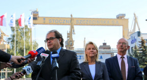 """Polska będzie złomować statki w """"Zielonej Stoczni"""""""