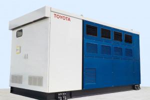 """Toyota wprowadza do fabryk """"stacjonarne"""" ogniwa paliwowe"""