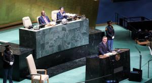 Andrzej Duda w ONZ przedstawił 5 inicjatyw na rzecz ochrony klimatu