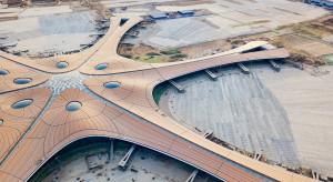 """Otwarto jedno z największych lotnisk na świecie. """"Nowe potężne źródło rozwoju narodowego"""""""