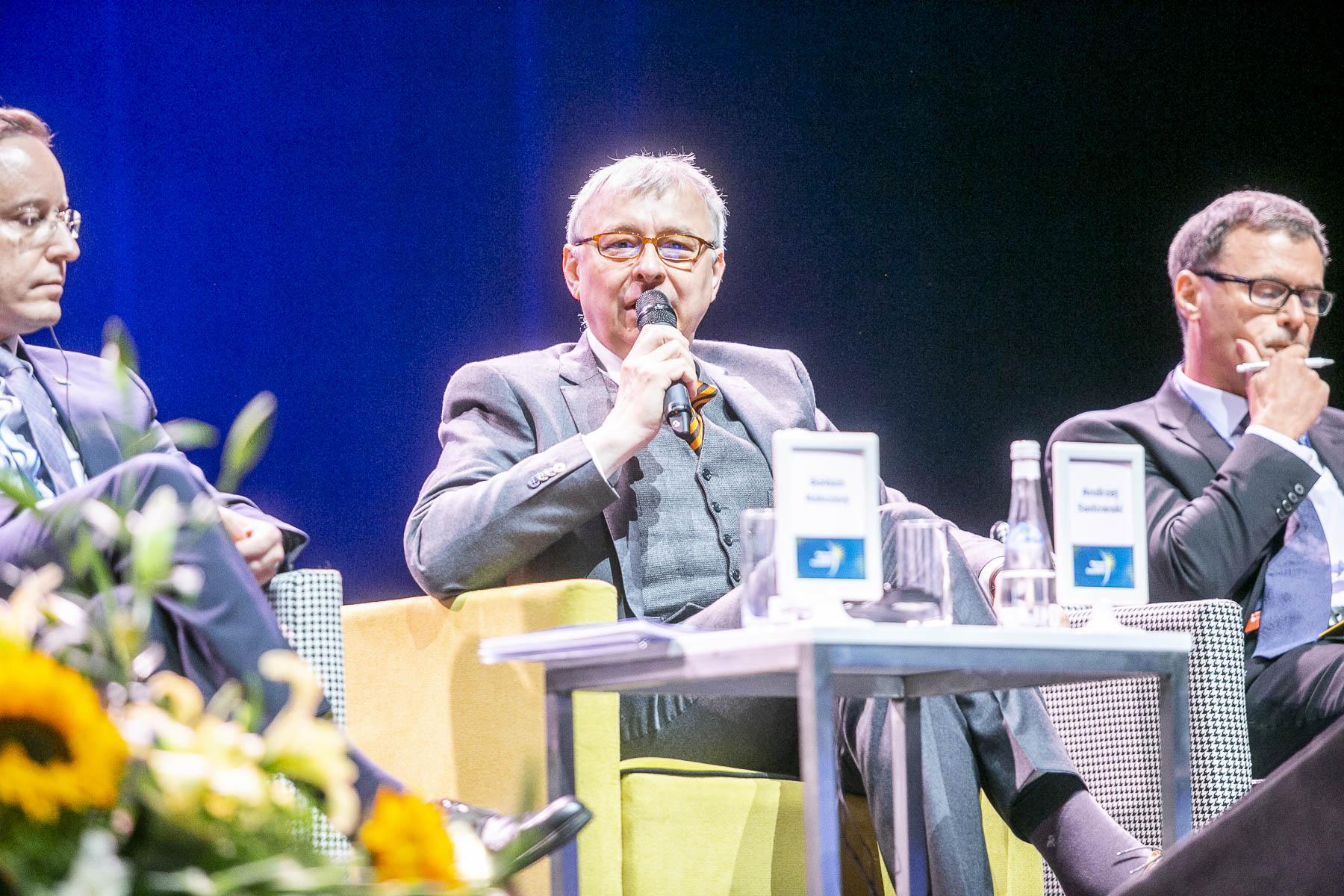 Andrzej Sadowski, prezydent Centrum im. Adam Smitha