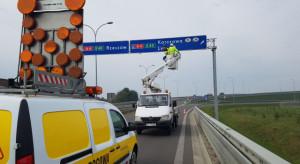 Nazwy zagranicznych miast na znakach drogowych także po polsku