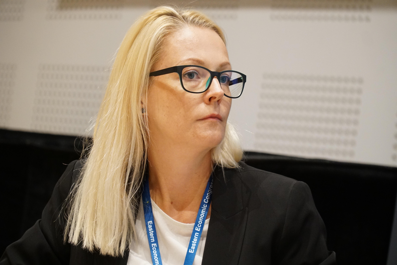 Izabela Bartnicka, fot. PTWP