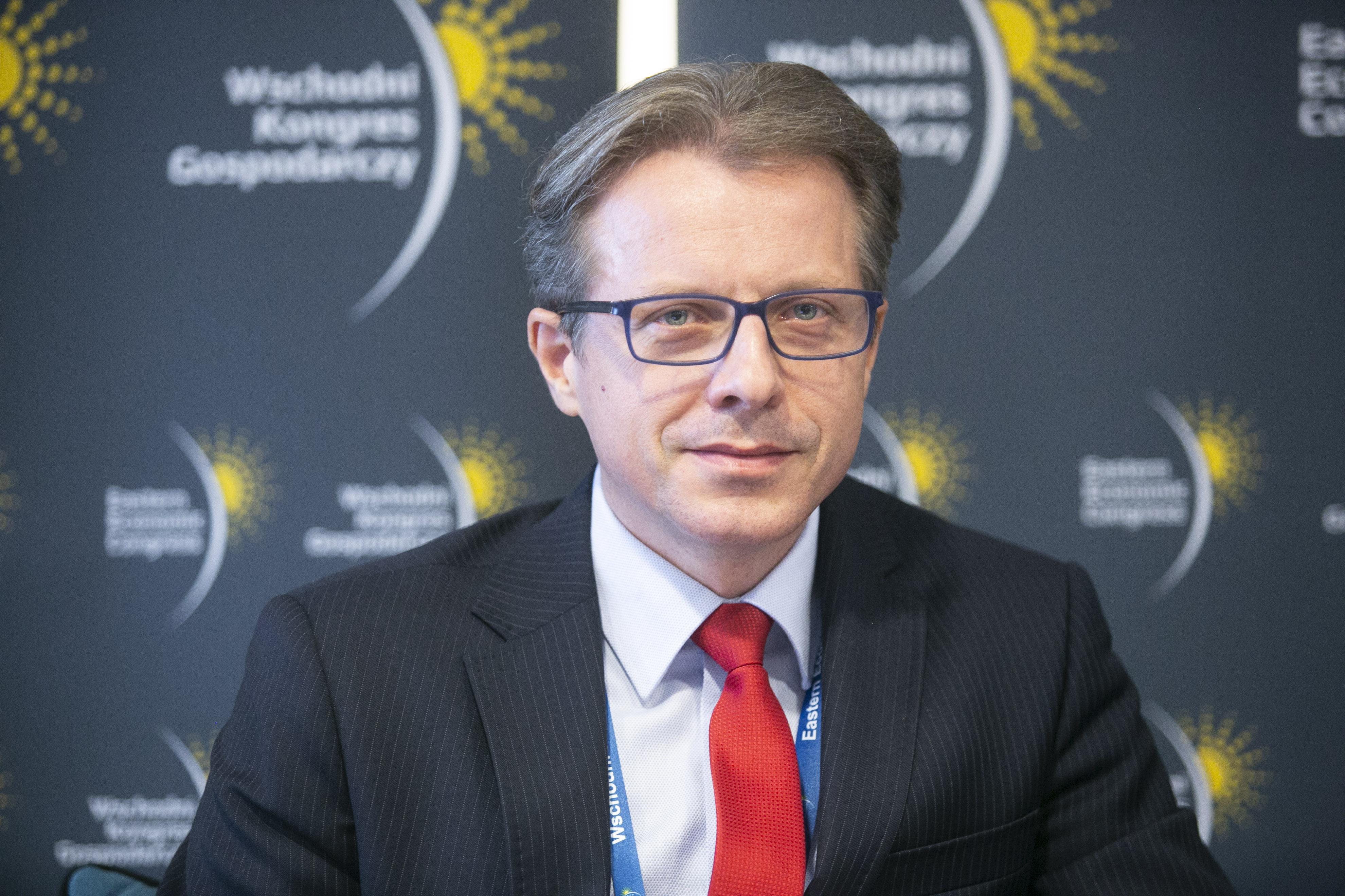 Dionizy Smoleń, dyrektor w PwC: Samorządy nadal potrzebują wsparcia w zakresie rozwoju infrastruktury (fot. PTWP, Paweł Pawłowski)