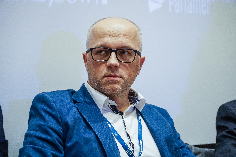 Paweł Tadejko podkreśla znaczenie stałego samodoskonalenia się (fot. PTWP/Michał Oleksy)