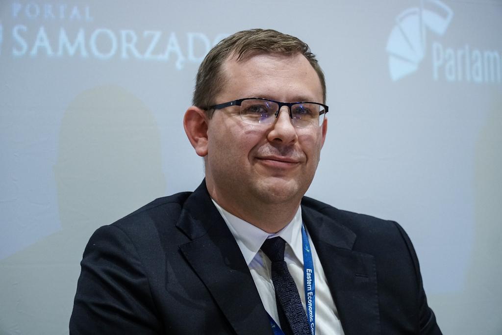 Łukasz Skłodowski twierdzi, że lepiej działać szybko, niż powolnie (fot. PTWP / Michał Oleksy)