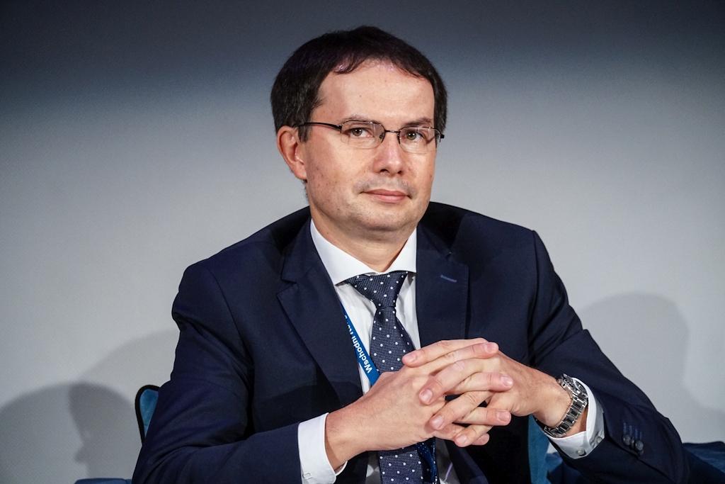 Marcin Łągiewka, dyrektor w zespole wycen Deal Advisory KPMG (Fot. PTWP)