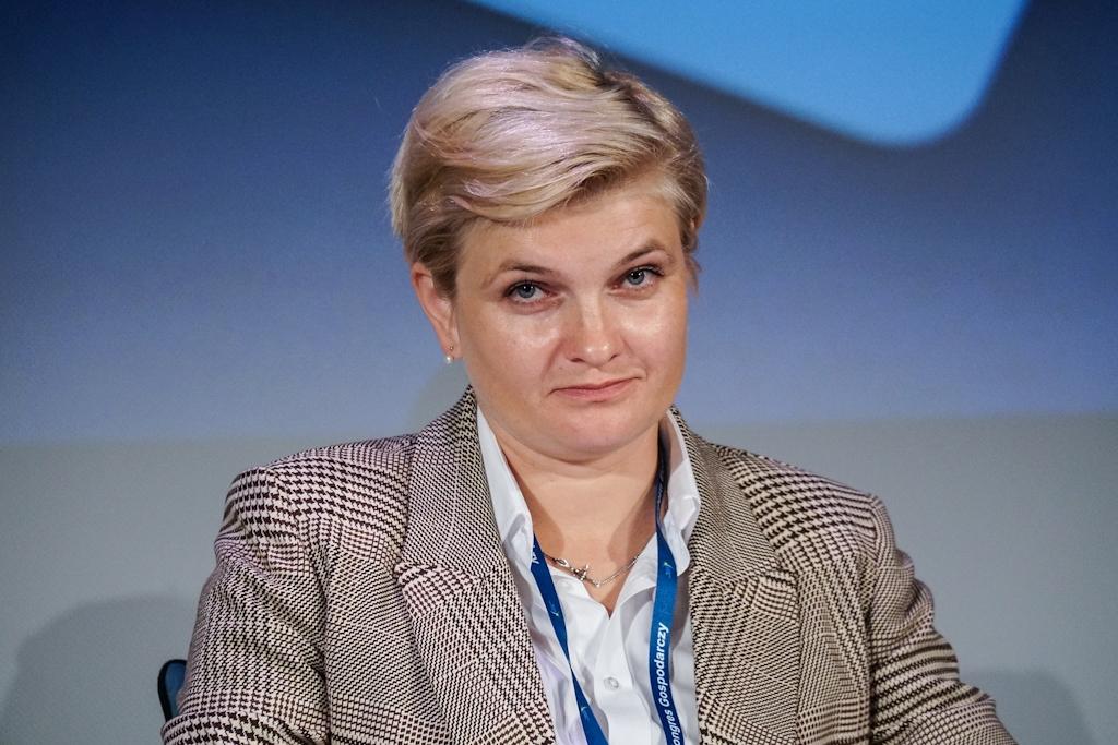 Magdalena Tymińska, zastępca prezesa zarządu Wojewódzkiego Funduszu Ochrony Środowiska i Gospodarki Wodnej w Białymstoku (Fot. PTWP)