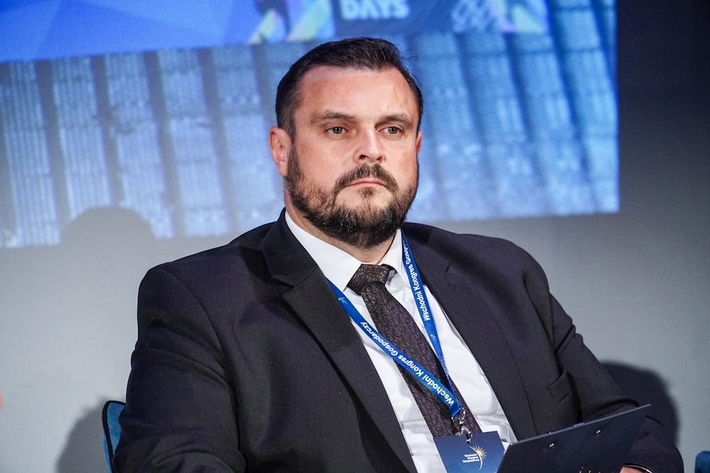 Maciej Zajkowski, kierownik Katedry Elektroenergetyki, Fotoniki i Techniki Świetlnej Politechniki Białostockiej (Fot. PTWP)
