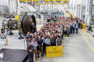 Największe i najdroższe silniki odrzutowe świata w Polsce. Zakład otwarty