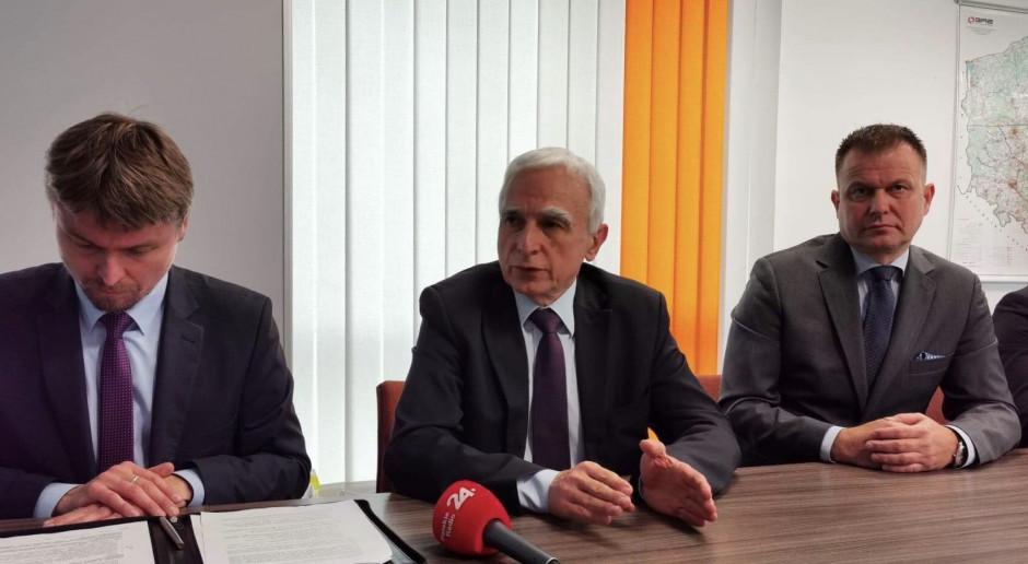 """""""Błękitne paliwo"""" popłynie do EC Żerań. Gazociąg powstał wcześniej i taniej niż planowano"""
