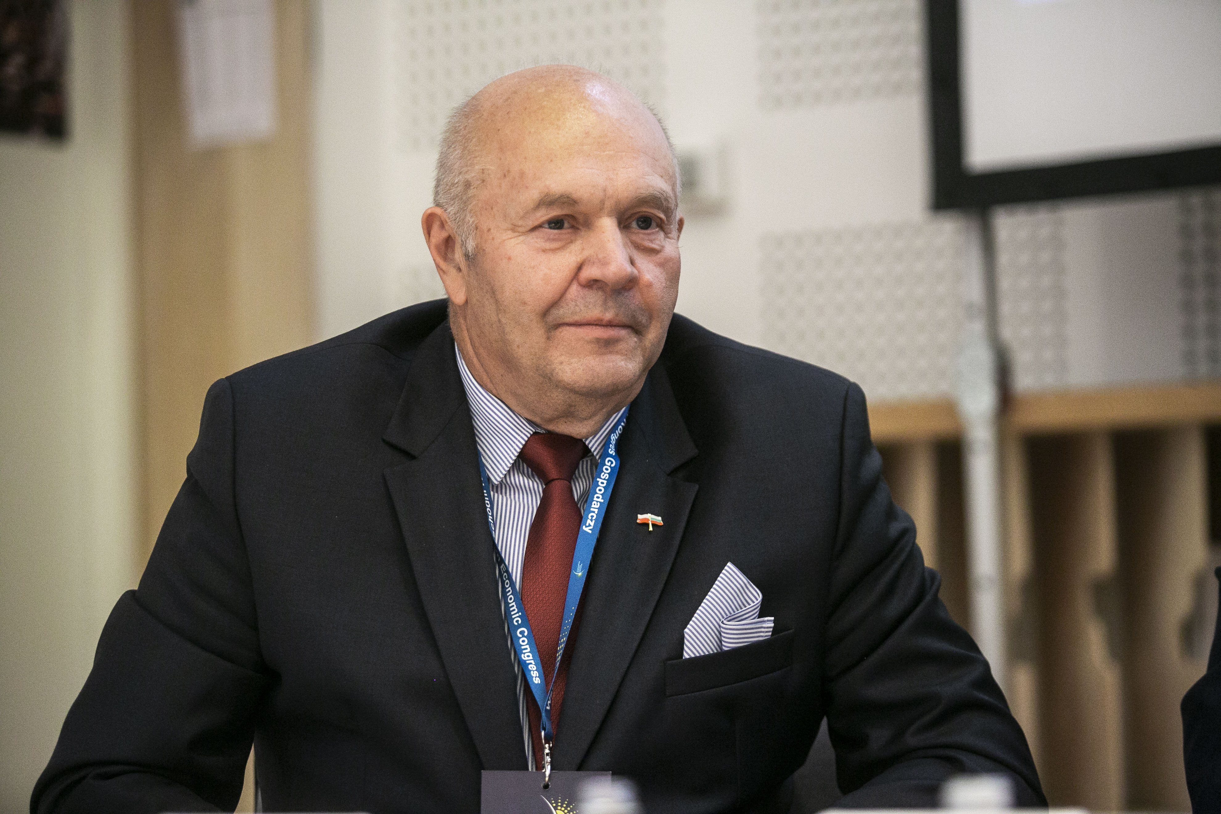 Wiceprezes Contractusa Witold Karczewski (Fot. PTWP)