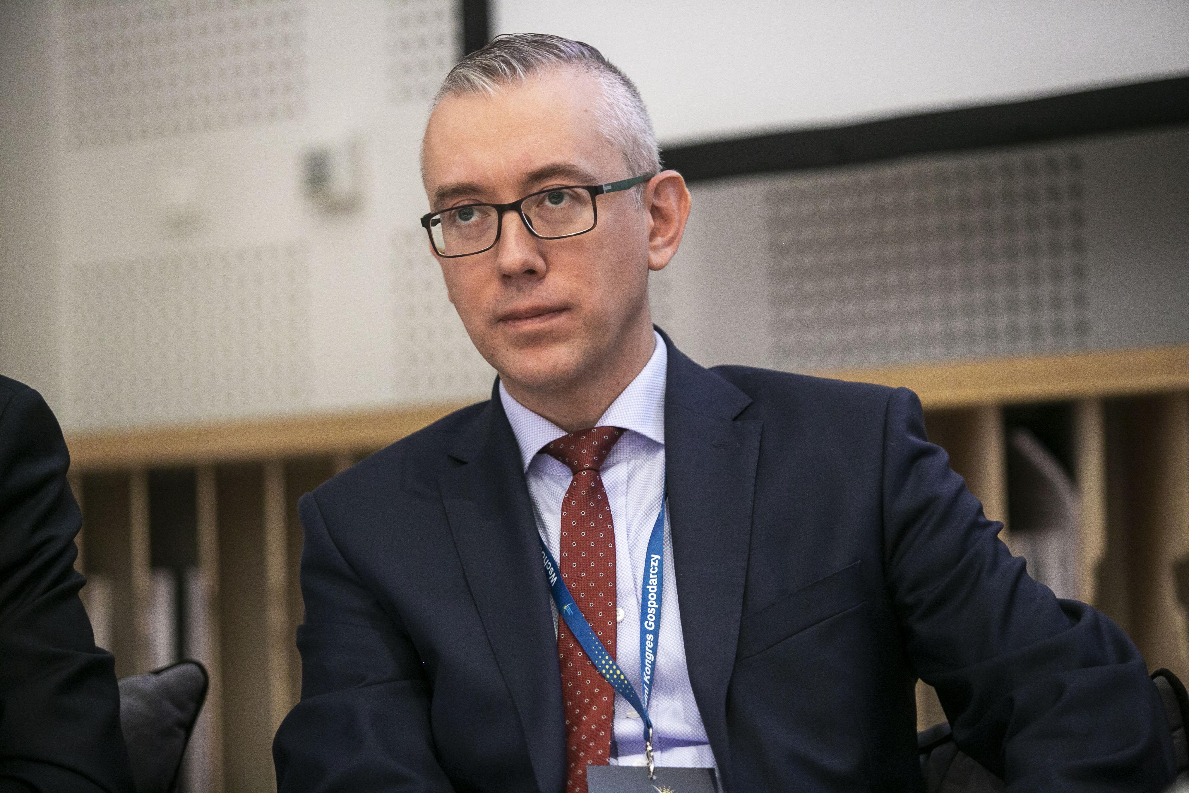 Feliks Kobierski, ekspert ds. sprzedaży finansowania handlu Banku Gospodarstwa Krajowego (Fot. PTWP)