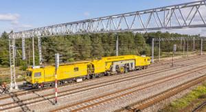 Budimex na kolejowym placu budowy wartym 1,6 mld zł. Zobacz zdjęcia