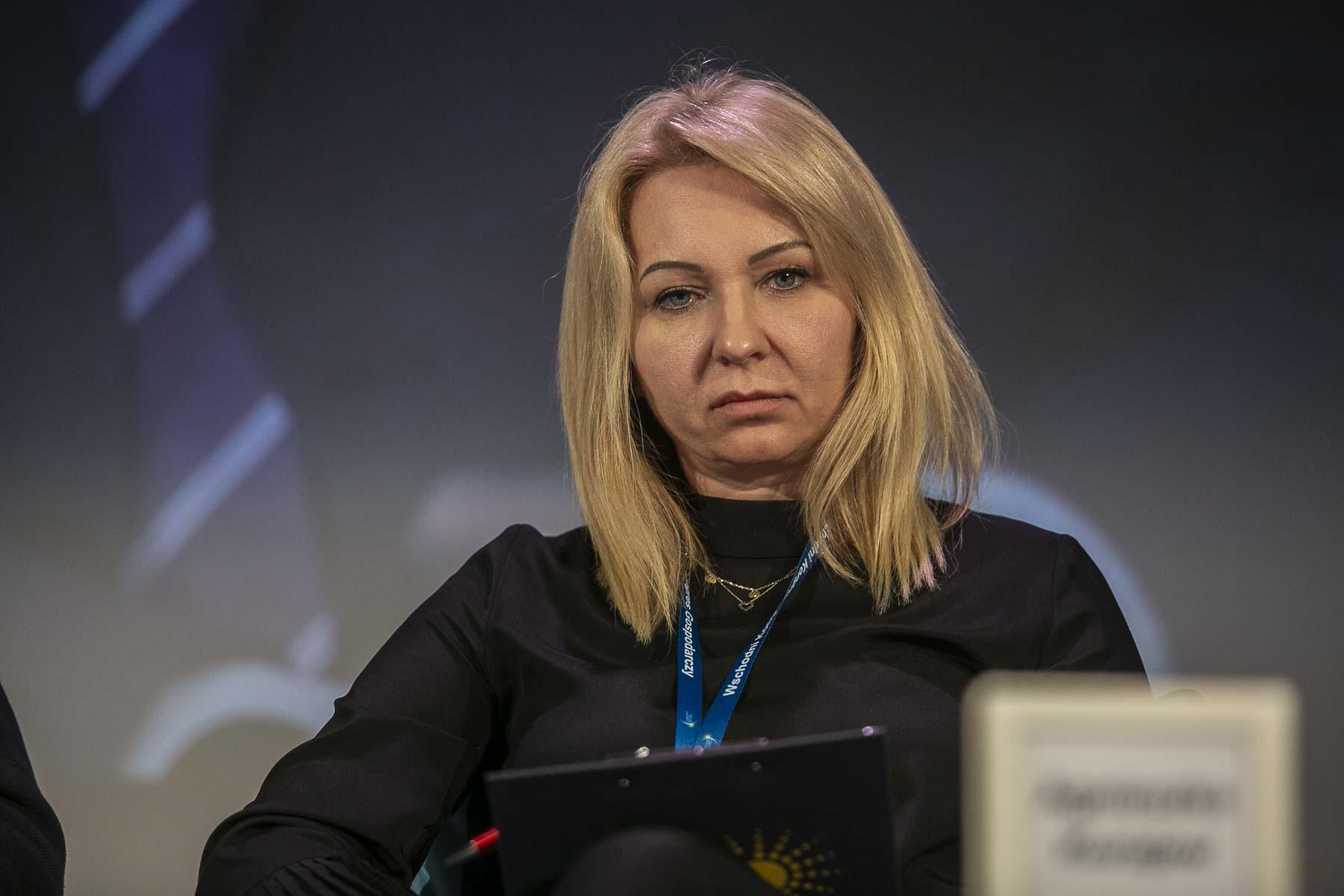 Agnieszka Kurajew ocenia, że mali i średni przedsiębiorcy przeważnie nie doceniają wagi działań proekologicznych (fot. PTWP)