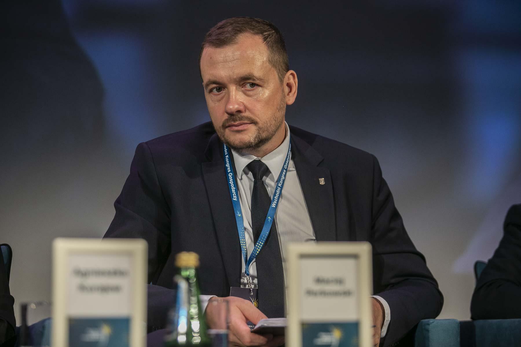 Maciej Perkowski podkreśla, że tworząc nowe prawo, trzeba uwzględniać różne opinie (fot. PTWP)