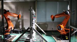 Nissan uczy roboty lustrzanej produkcji części zamiennych