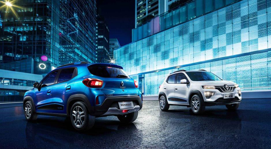 #AzjaTech. Pierwszy elektryczny Renault zbudowany w Chinach