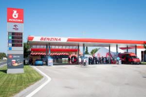 Orzeł zawita na stacjach Orlenu w Czechach, w Niemczech i na Słowacji