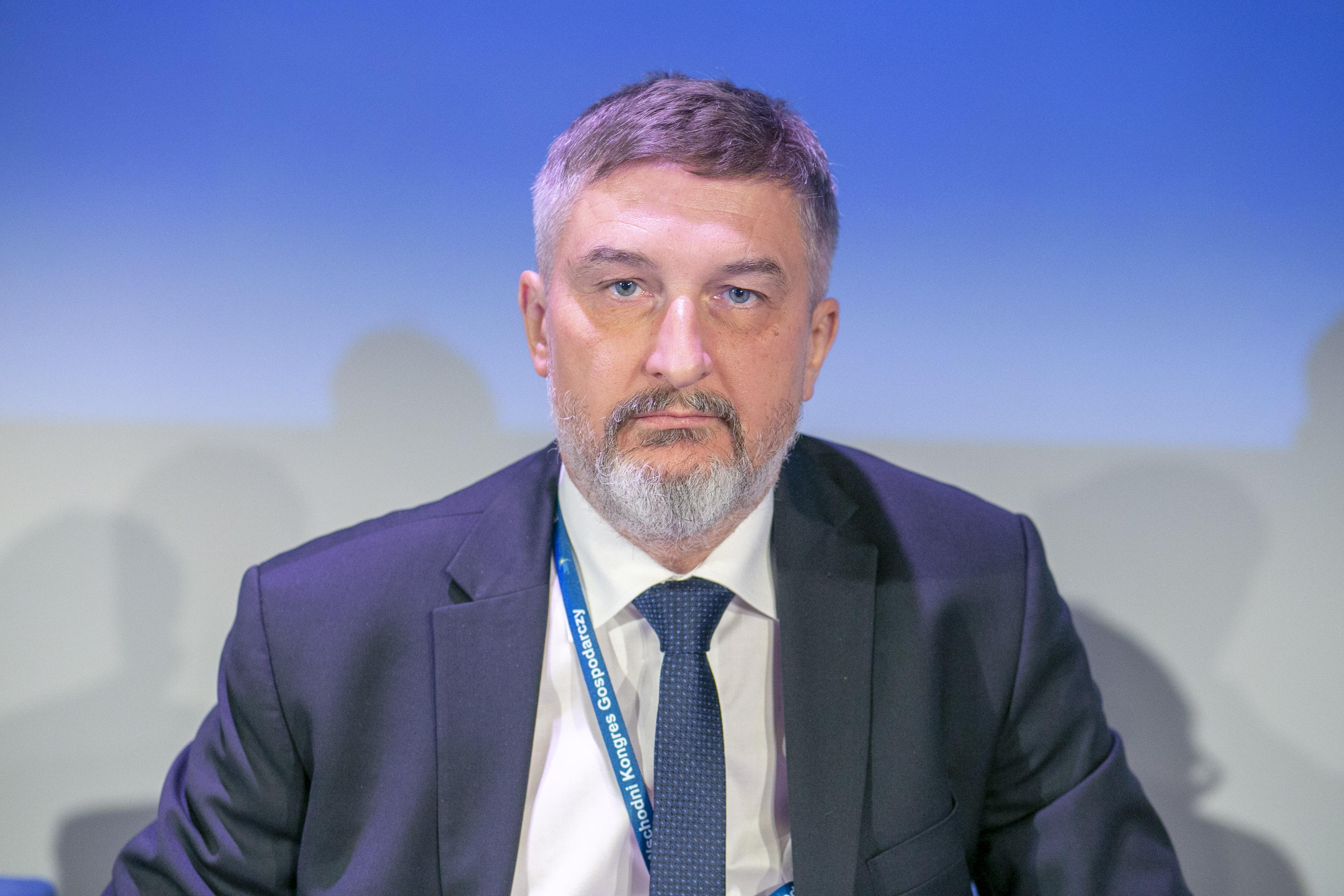 Artur Michalski, ambasador Polski na Białorusi (fot. PTWP)