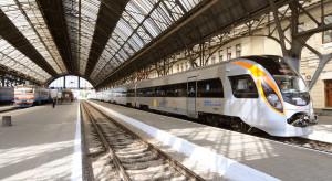 Kolej rozwija połączenia z Ukrainą. Znaczący wzrost liczby pasażerów