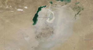 EBI na ratunek Jezioru Aralskiemu