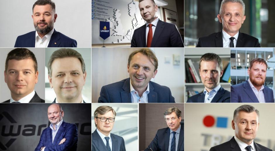 Największe firmy budowlane w Polsce. Na czele Budimex, Strabag i Skanska