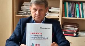 Leszek Balcerowicz prezentuje swoją piątkę. Piątkę ciosów w PiS