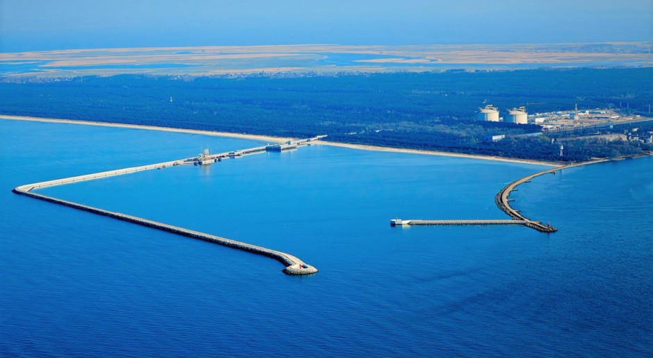 Niemieckie grzałki zwiększą moc polskiego terminalu LNG