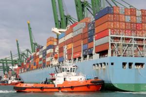Powstaje największy na świecie port kontenerowy, w pełni zautomatyzowany