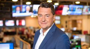 Były szef Polsat News prezesem firmy energetycznej Zygmunta Solorza