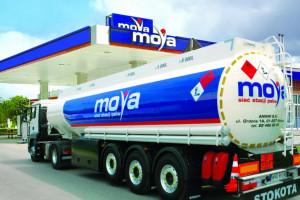 Firmy otwierają kolejne stacje paliw