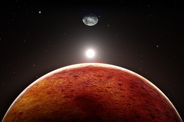 Polski satelita zbada Marsa. Plan jest ambitny