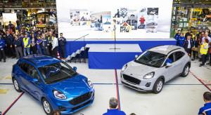 Ford rozpoczął w Rumunii produkcję nowego modelu