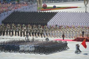 Kody QR nawet w chińskim wojsku