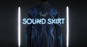 """Muzyczna koszula pozwala """"poczuć"""" dźwięk. Cena? Ponad 14 tys. zł"""
