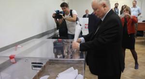 Liderzy partii i politycy komentują wyniki wyborów parlamentarnych 2019