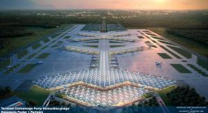 IATA chwali pomysł budowy CPK