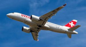 Po groźnych awariach Swiss uziemia wszystkie Airbusy A220