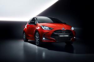 Toyota pokazała kolejną generację swojego małego auta