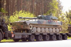 MON wyda 500 mln zł na modernizację dróg. Wszystko przez obce wojska