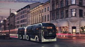 Volvo wprowadza elektryczny przegubowy autobus miejski