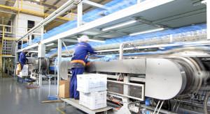 Wzrosła produkcja przemysłowa