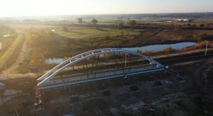 Wkrótce będzie gotowy nowy most na trasie Rail Baltica