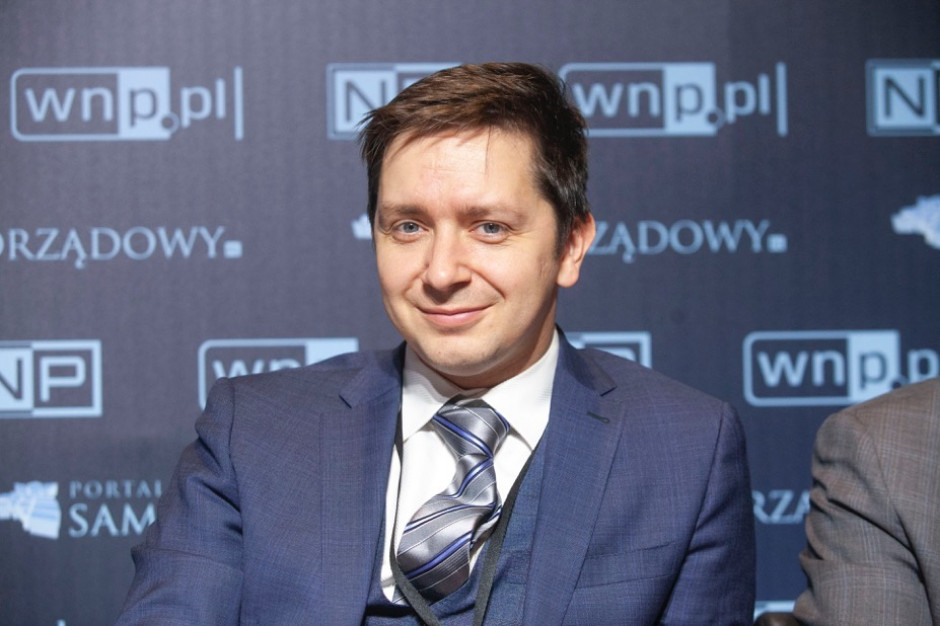 Tomasz Huś, prezes PZU LAB