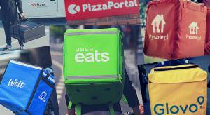 Uber Eats, Pyszne.pl, PizzaPortal.pl, Glovo, Wolt oraz Stava - przyszłość gastronomii w rękach food delivery