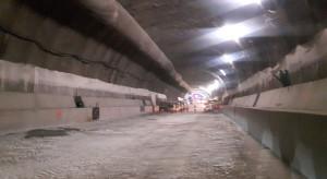 Pierwszy tunel na zakopiance właśnie został przebity. Historyczna chwila [WIDEO]